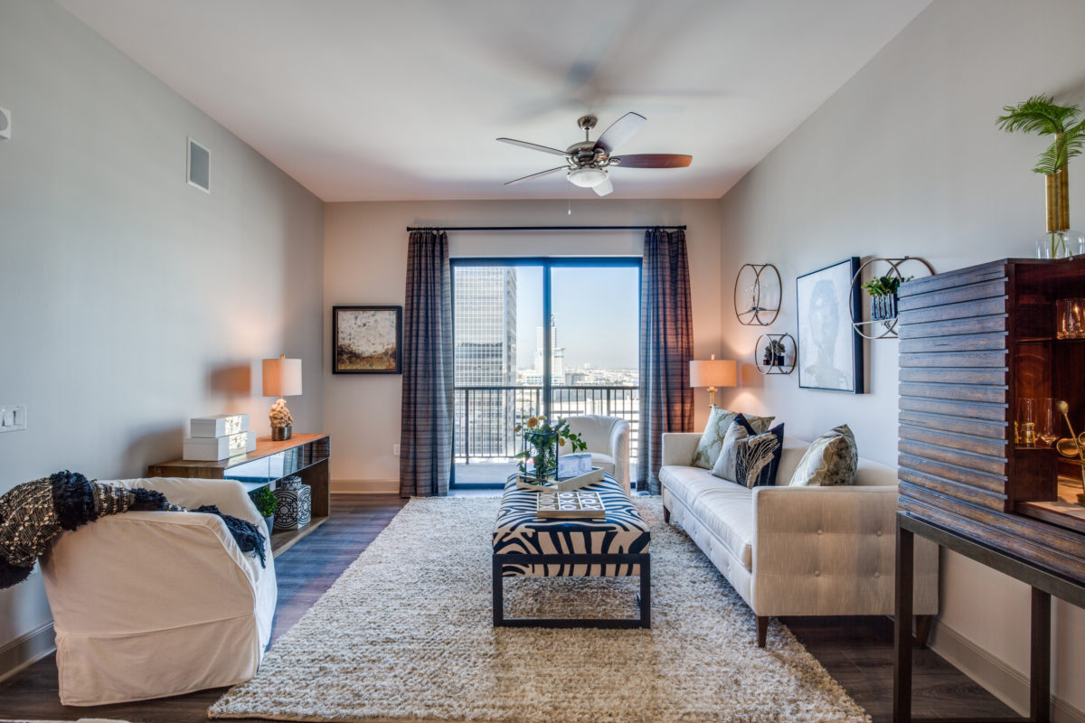 Luxury Interiors at The McCarthy Apartments in Memorial City Houston