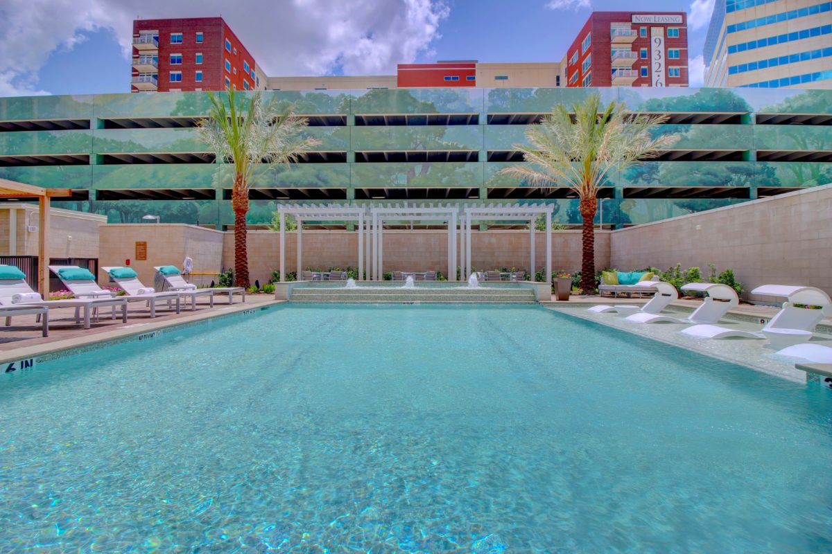 Pool at The McCarthy Houston
